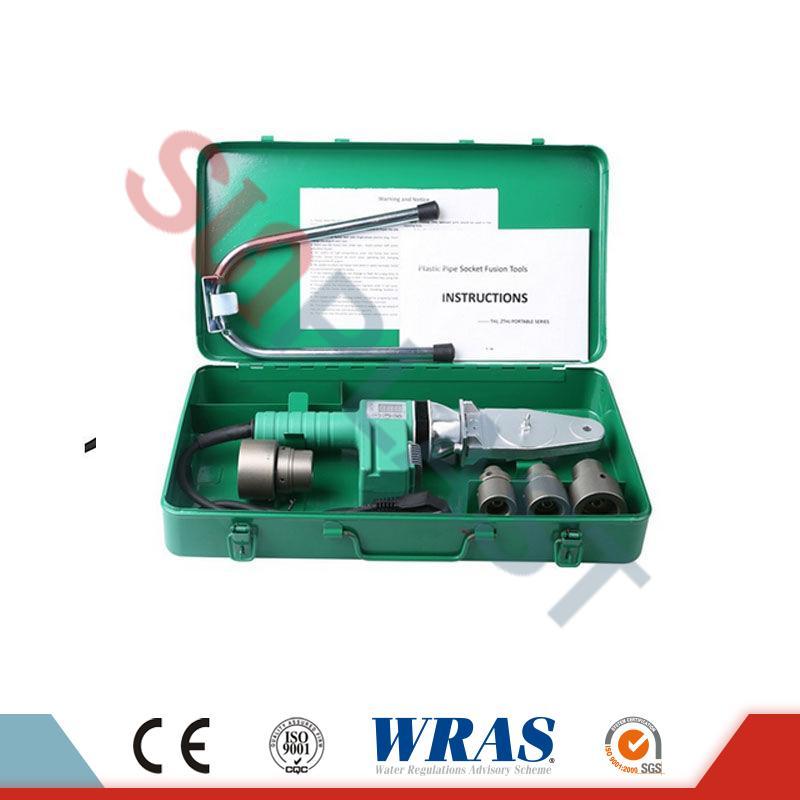 20-32mm Fusion varilni stroj za PPR cevi & amp; HDPE cevi