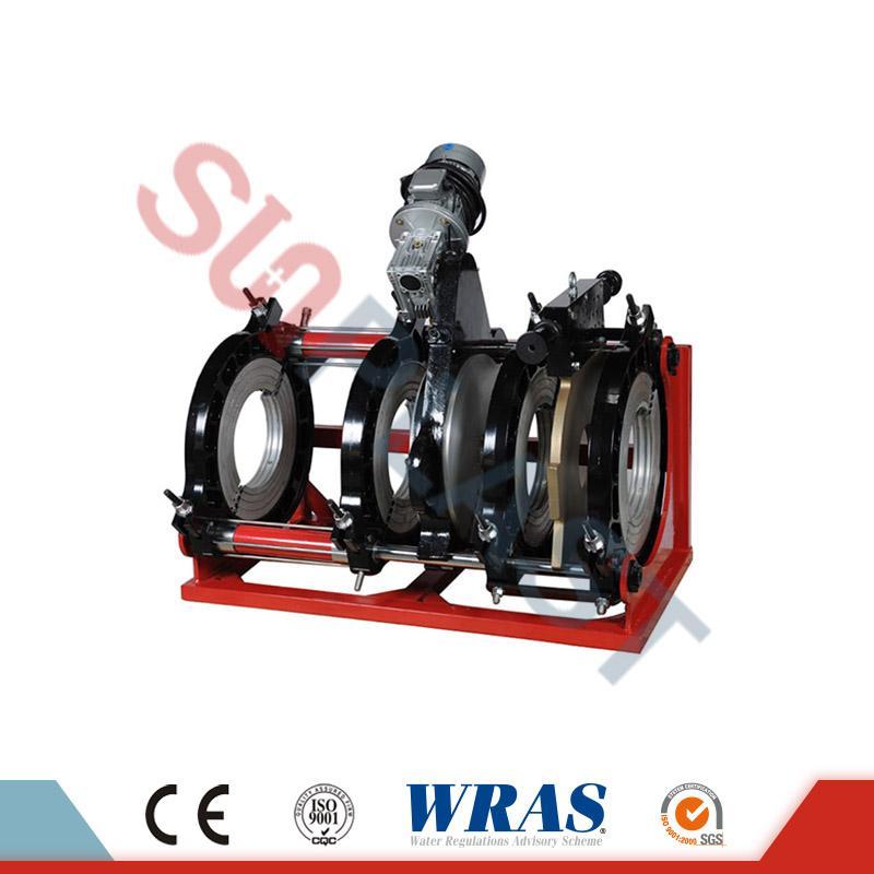 280-450mm Hidravlični Butt Fusion varilni stroj za HDPE cevi