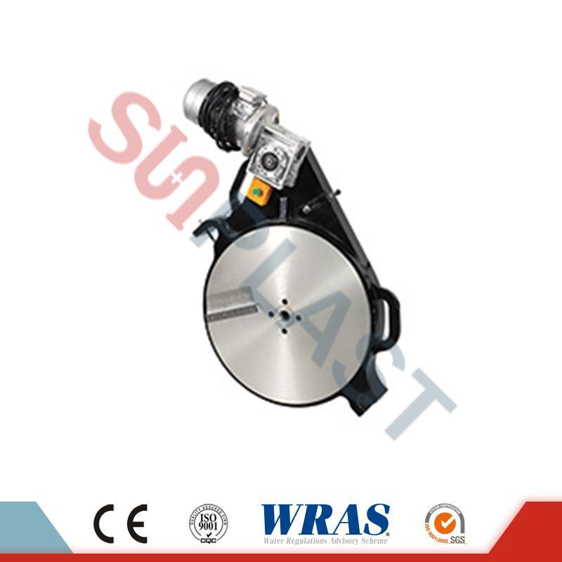 160-315mm Hidravlični Butt Fusion varilni stroj za HDPE cevi